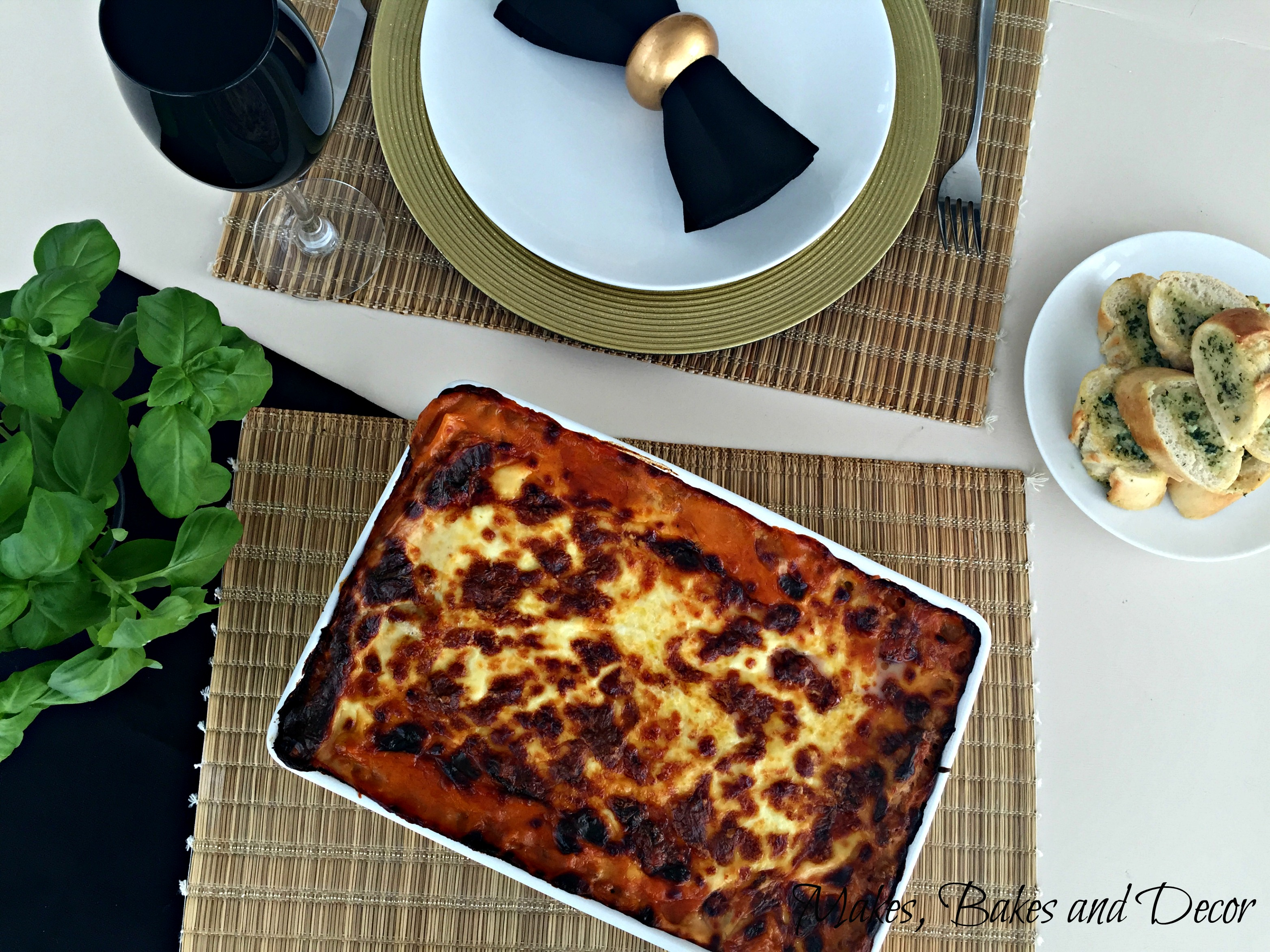 Traditional Lasagne 4