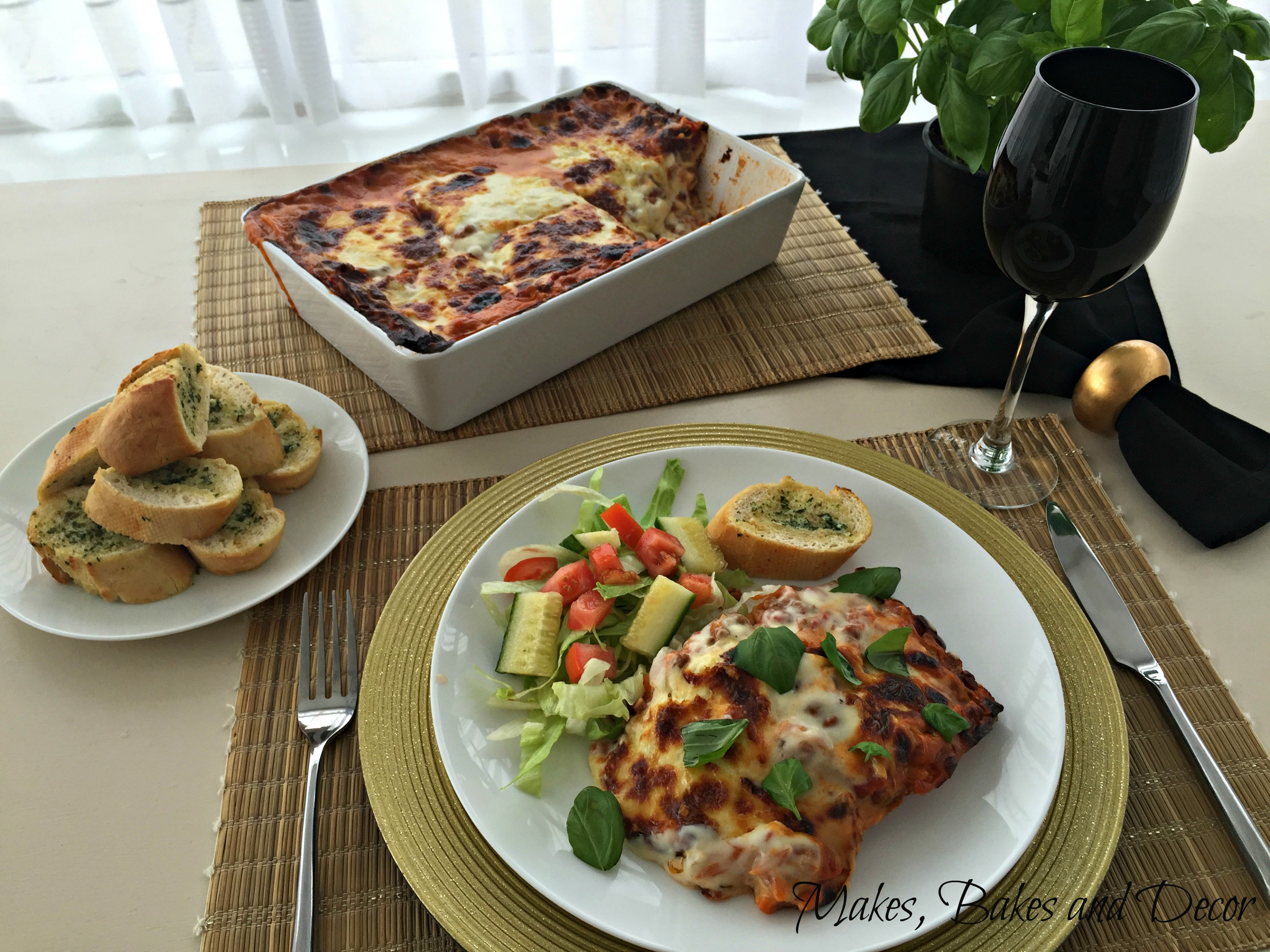 Traditional Lasagne 5