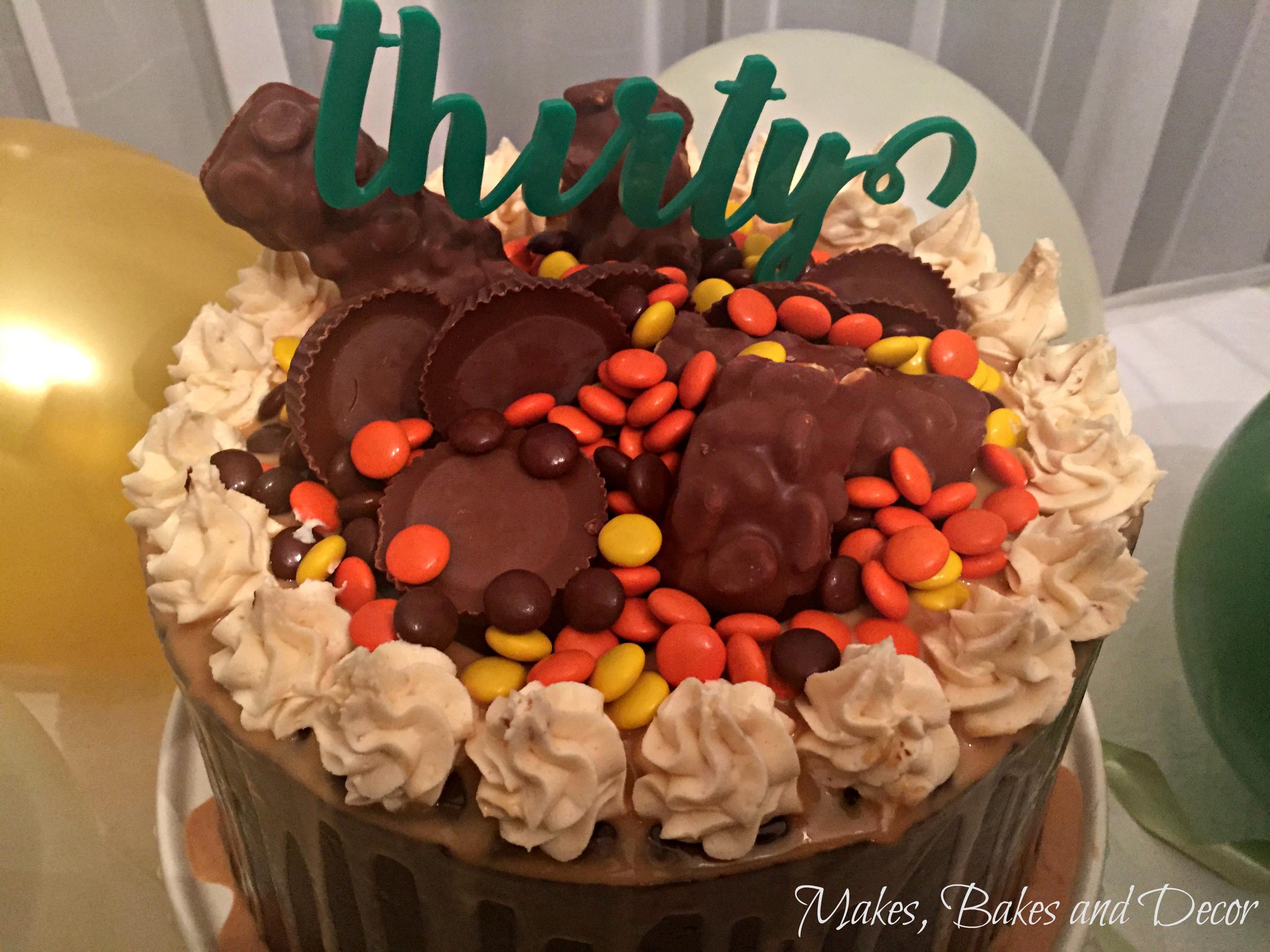 my dream birthday cake 1