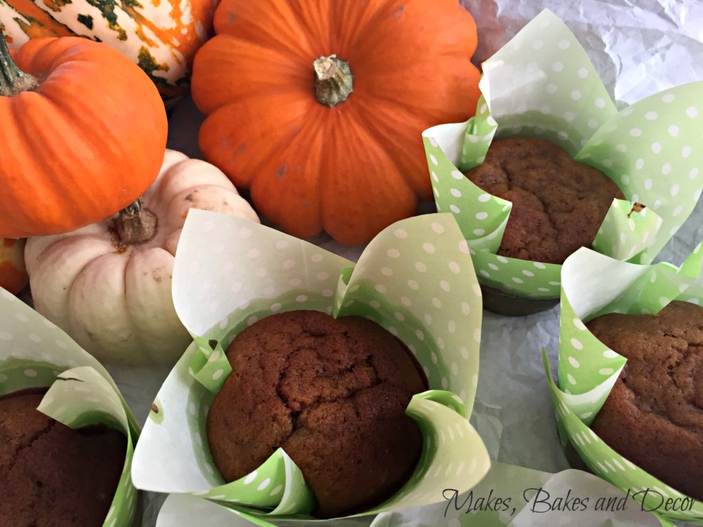 pumpkin muffins 5