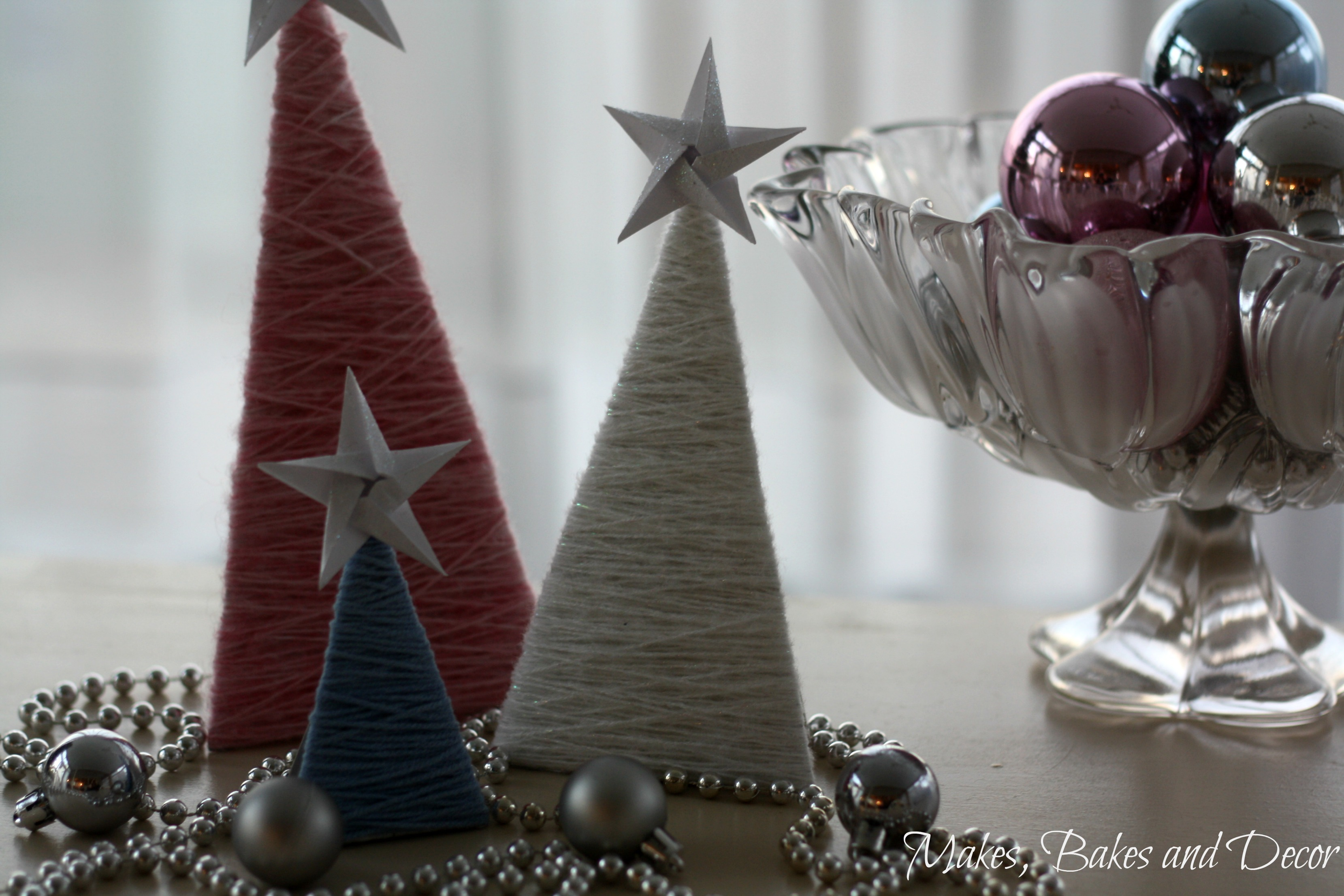 diy christmas tree decorations 13