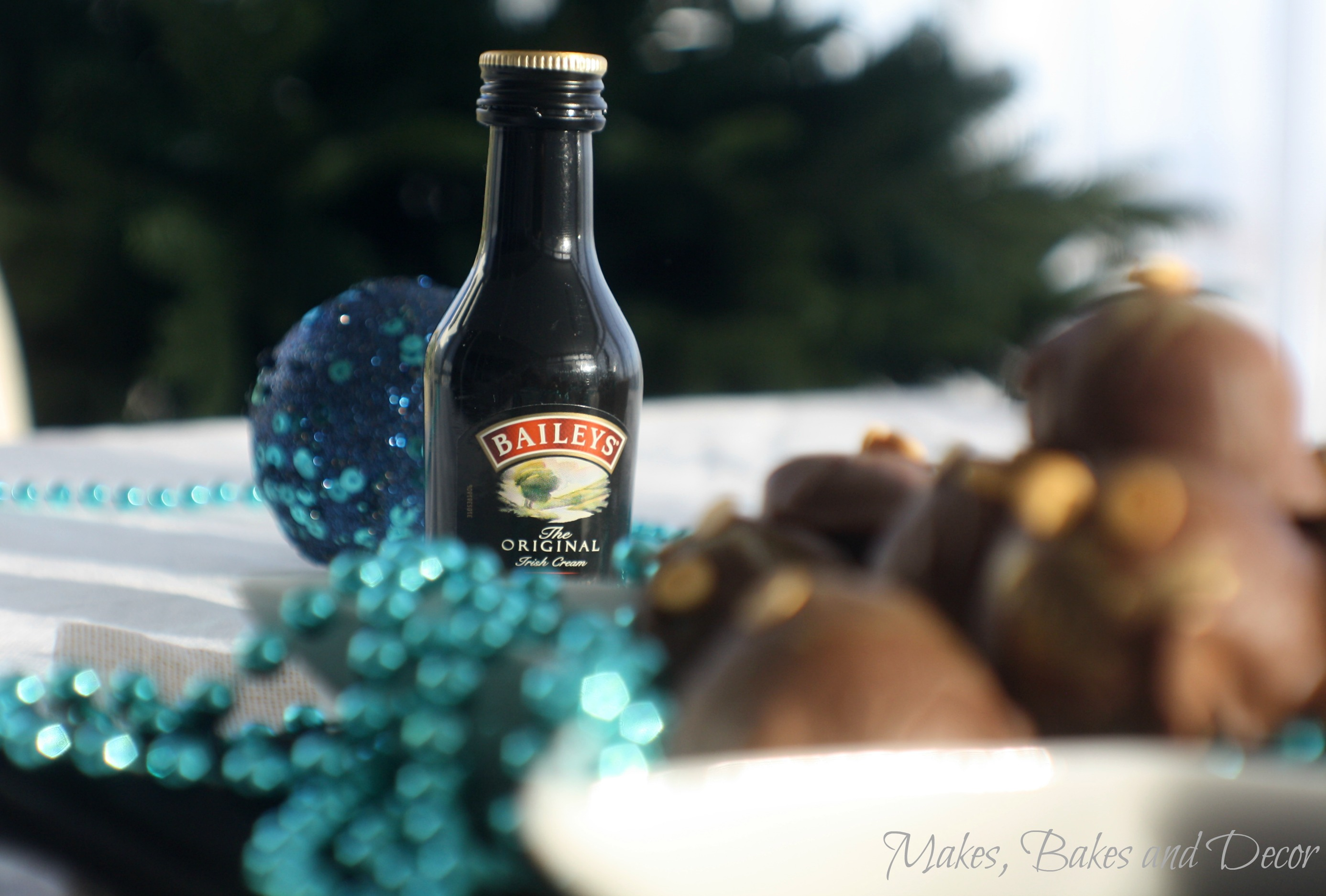 whipped baileys and chocolate truffles 3