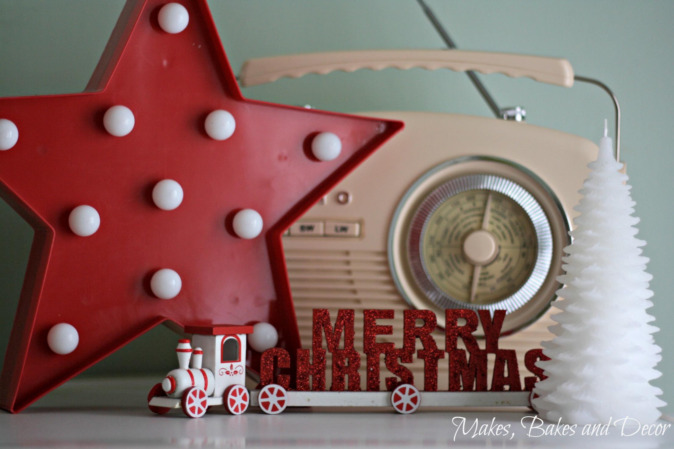 Mini christmas home tour