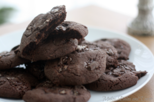 after dinner mint chocolate cookies