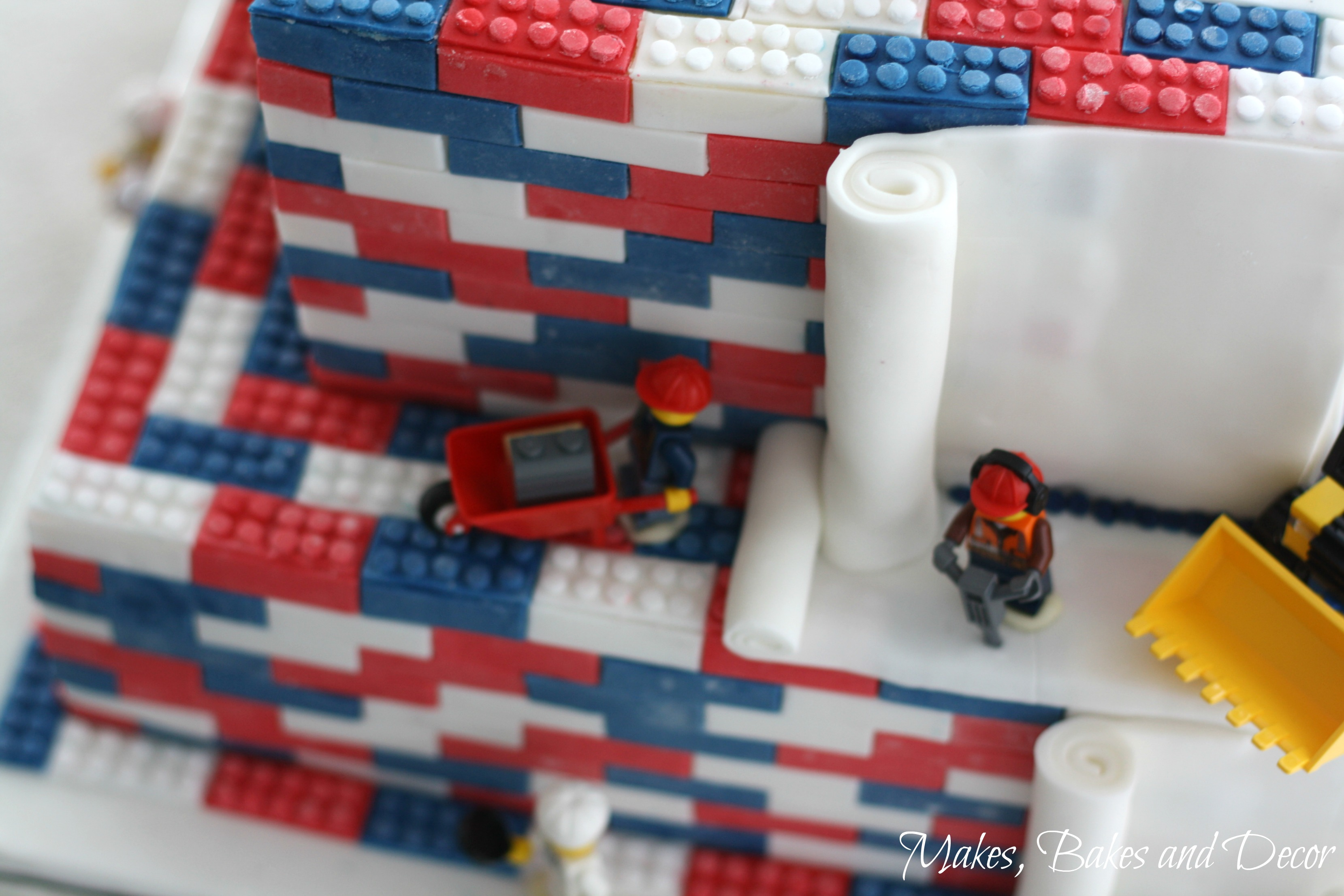lego wedding cake and my cake decorating essentials