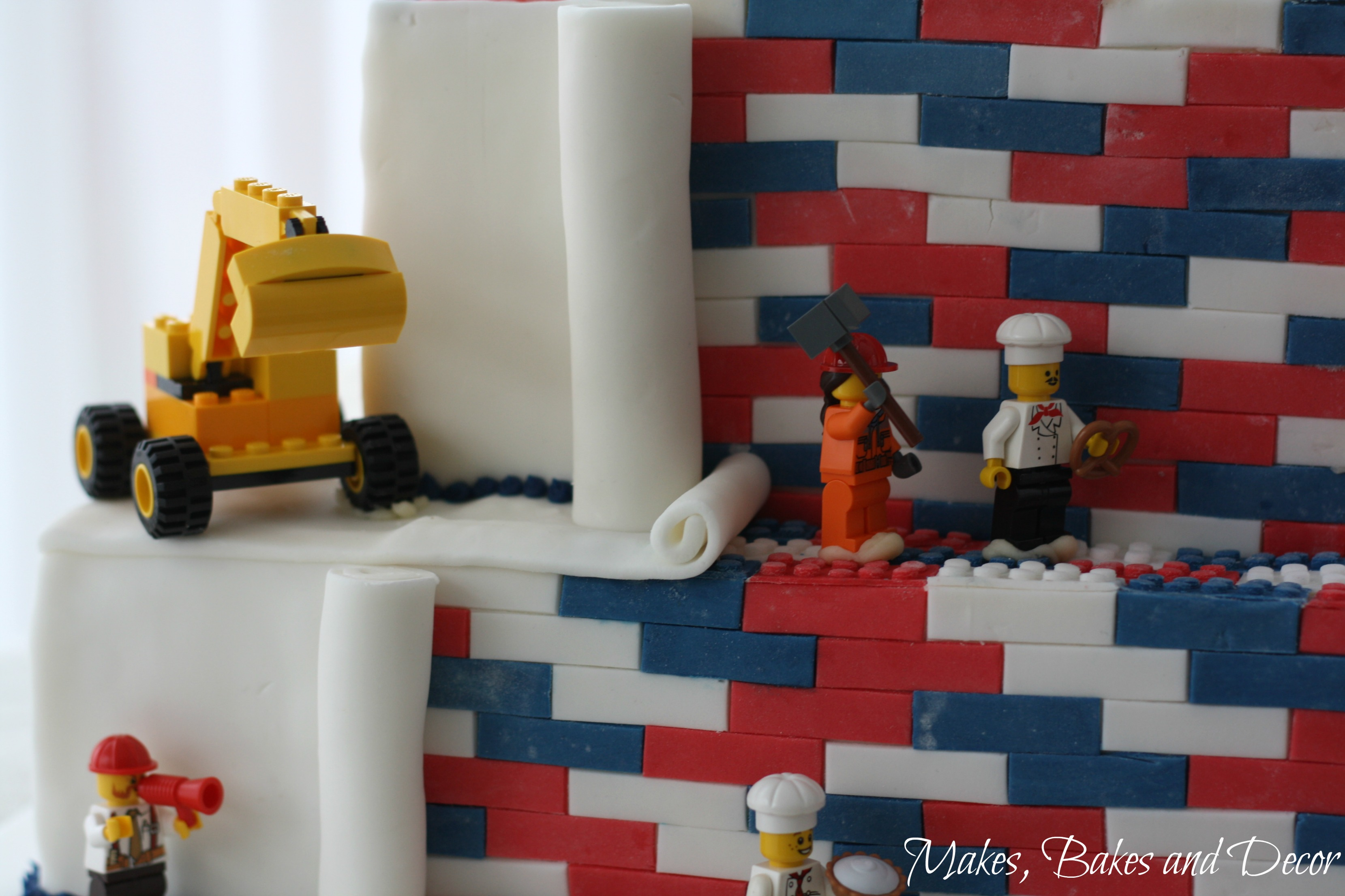 Lego Wedding Cake and my Cake Decorating Essentials ...