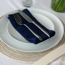 coiled rope placemats