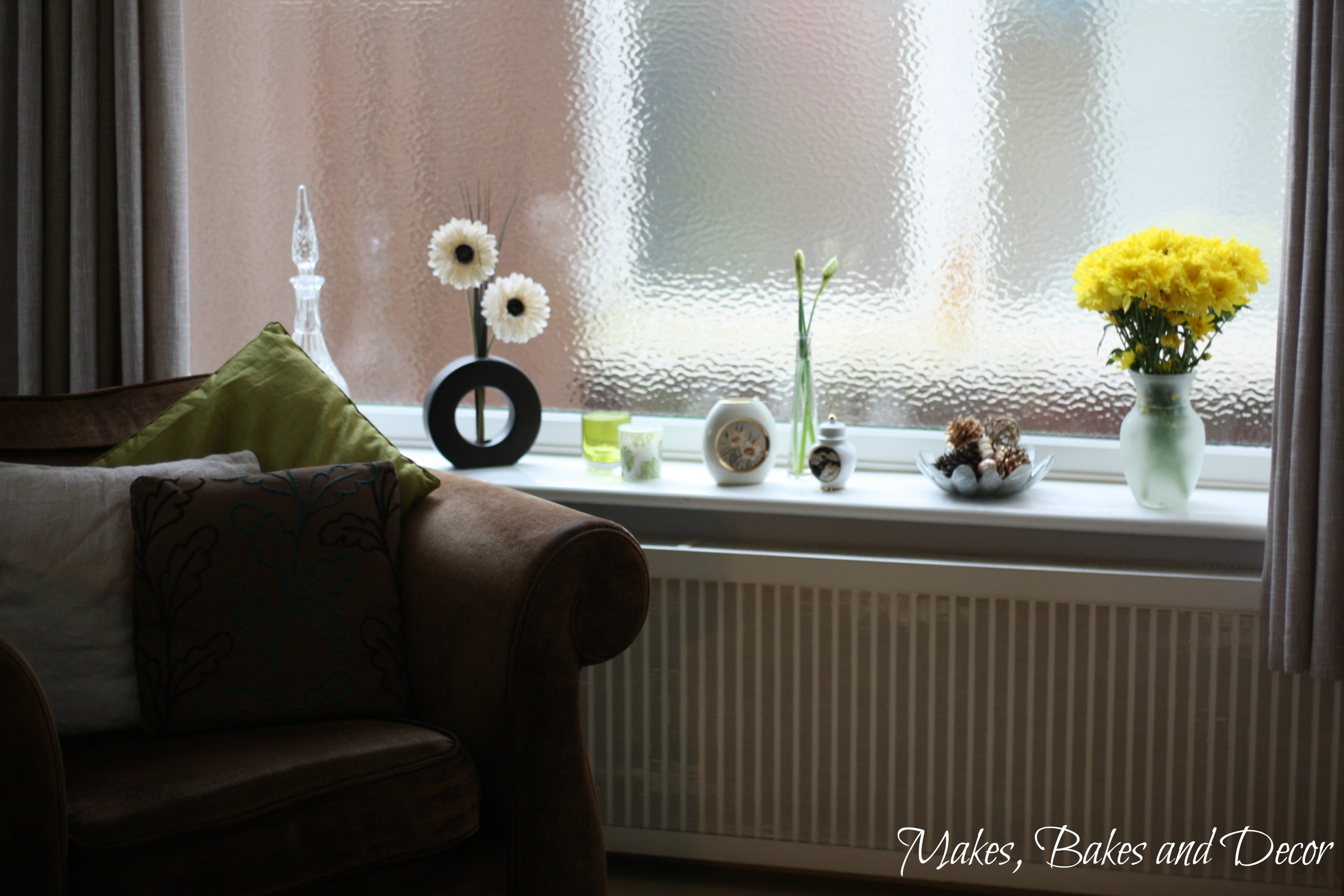 my spring decor update