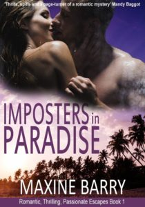 book review of imposters in paradise
