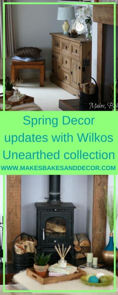 my spring decor update