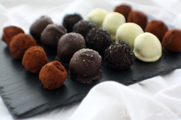 truffles with a difference