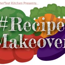 #recipemakeover