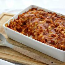 sophie's pasta bake