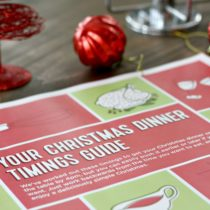 christmas dinner guide from hello fresh