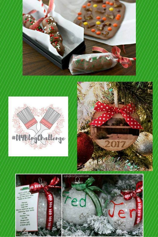 delicious diy stocking fillers